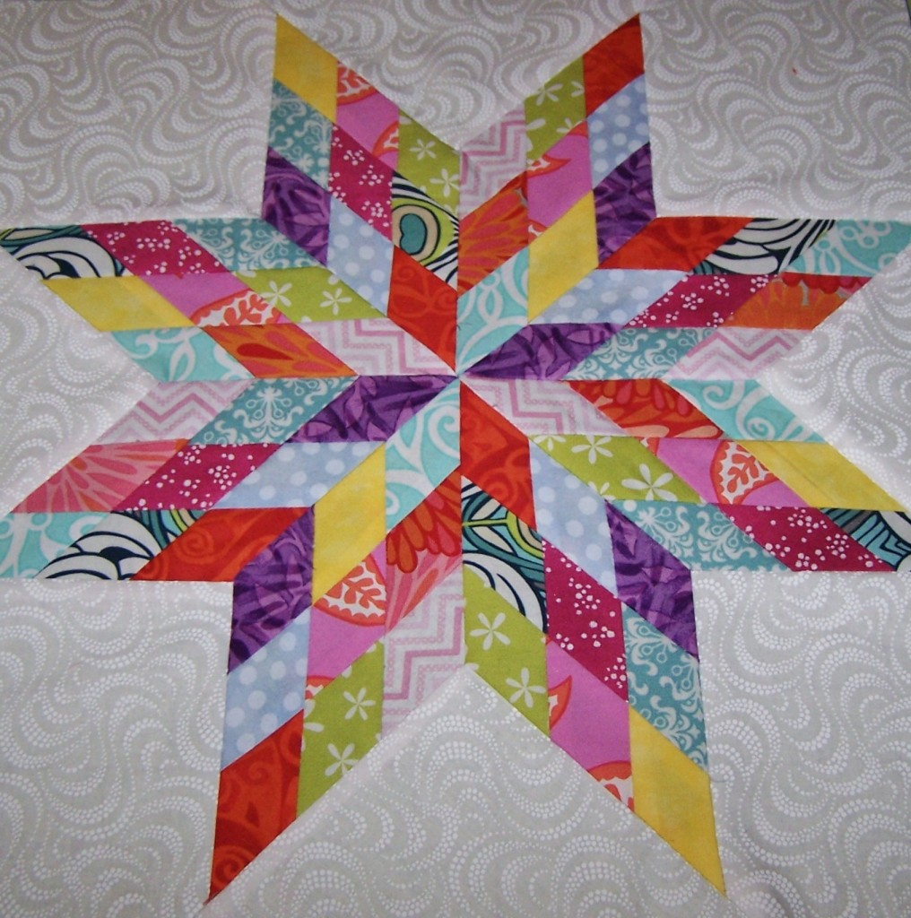 Tactueux image in free printable scrap quilt patterns