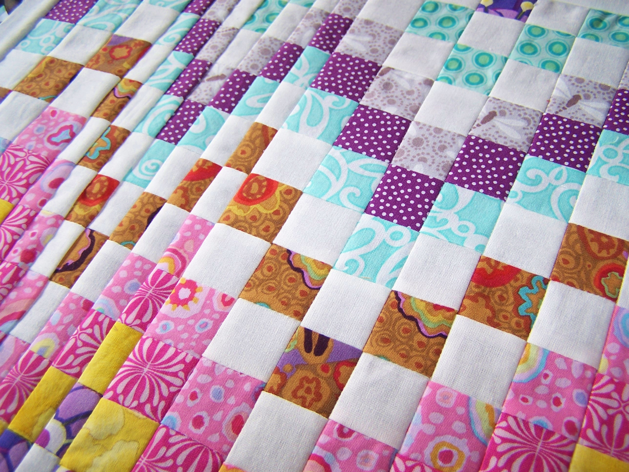 bargello quilt block