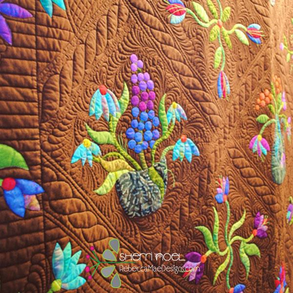 quilters garden quilt