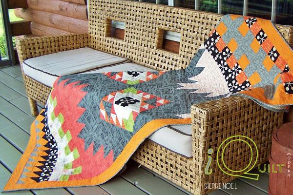 southwestern quilt pattern