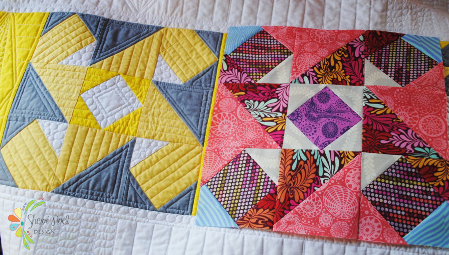 block 3 of month quilt